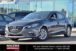 2014 Mazda Mazda3 GS-SKY SPORT AUTO BLUETOOTH SPORT, BLUETOOTH