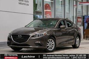 2014 Mazda Mazda3 GS-SKYACTIVE SUPER PROPRE!UN PROPRIÉTAIRE! BLUETOOTH! MAGS! CAMÉRA DE RECUL! AIR CLIMATISÉ! SUPER PRIX!