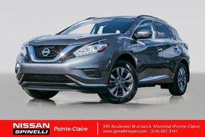 2015 Nissan Murano S NAVIGATION / CAMERA / BLUETOOTH / HEATED SEATS