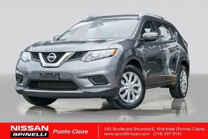 2014 Nissan Rogue S FWD BLUETOOTH/BACKUP CAMERA/MP3 PLAYER