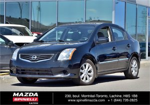 2012 Nissan Sentra 2.0 S AUTO MAGS CRUISE AUTO MAGS CRUISE SIEGES CHAUFFANTS