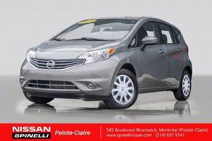 2015 Nissan Versa Note SV CAMERA DE RECUL/BLUETOOTH/BAS KM