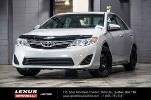 2012 Toyota Camry LE; GPS A/C BLUETOOTH GRP. ELECTRIQUE NAVIGATION - 2 JEUX DE ROUES / ÉTÉ + HIVER