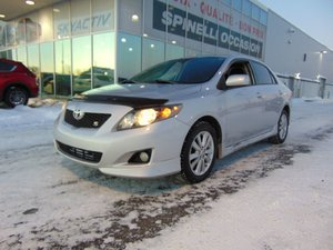 Toyota Corolla S MANUAL MAGS 2009 **169/MOIS** S MANUELLE MAGS AC BAS PAIEMENT