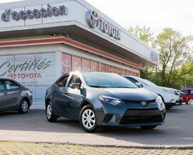 2014 Toyota Corolla BAS KM!!!! CE PKG