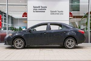 2015 Toyota Corolla LE - B Package CAMÉRA DE RECUL! SIÈGES CHAUFFANT! BLUETOOTH! MAGS! TOIT OUVRANT! SUPER PRIX! FAITES VITE!