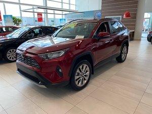 2019 Toyota RAV4 Limited DEMO