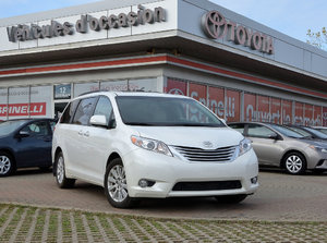 2014 Toyota Sienna *****XLE AWD+GPS MAGS ROOF LEATHER