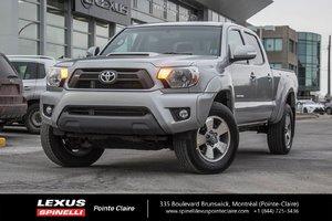 2014 Toyota Tacoma TRD SPORT, 4X4, 4 PORTES, CAMERA DE RECUL TRES PROPRE, PNEUS NEUF ET FREINS