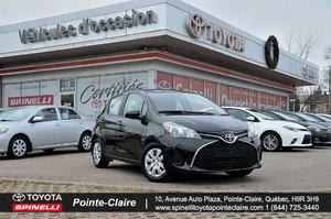 2015 Toyota Yaris PRIX D'ENCAN!!!!!!!!!! HURRY WONT LAST!!!!!!!!!