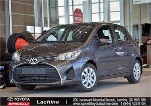 2015 Toyota Yaris LE FAITES VITE! BLUETOOTH! BAS KILOMÉTRAGE!AIR CLIMATISÉ! SUPER PROPRE!