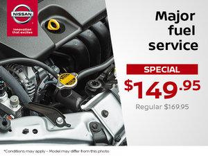 Major Fuel Service