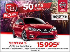 Sentra S 2017 automatique