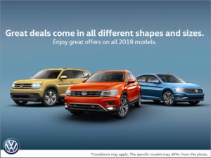 Volkswagen Sales Event