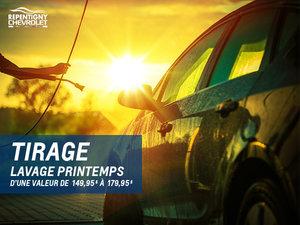 Concours rendez-vous service - Repentigny Chevrolet