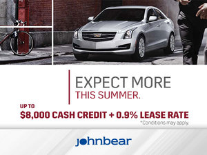 The Cadillac Expect More This Summer Event