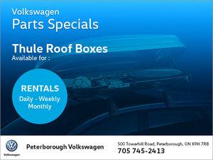Volkswagen Parts Special