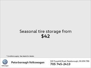 Seasonal Tire Storage from $42