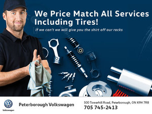 We Price Match All Services!