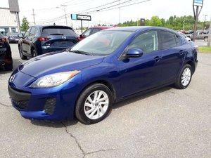 2013  Mazda3 GS