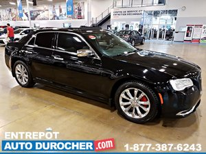 300 2015 Chrysler Touring V6 AWD Automatique - NAVIGATION - TOIT -