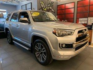 2018 Toyota 4Runner Limited - DEMO- EN LIQUIDATION