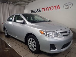 2013 Toyota Corolla Gr. Commodité