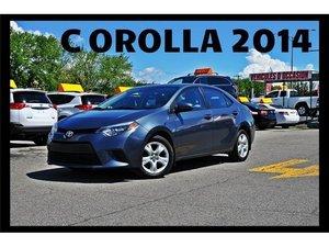 2014 Toyota Corolla LE AUTO