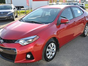 2014 Toyota Corolla S (BANCS CHAUFFANTS,CAMÉRA RECUL,FOGS)