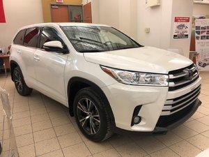 Toyota Highlander LE AWD Gr. AMÉLIORÉ 2017