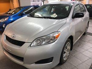 2014 Toyota Matrix Gr. Commodité