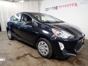 2016 Toyota Prius C + Garantie Prolongée incluse