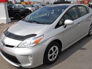 Toyota Prius ÉDITION TECHNOLOGIE (TOIT OUVRANT,GPS,FOG LIGHT) 2014