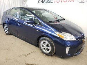 2014 Toyota Prius Gr. Toit Panneaux Solaire + Garantie Prolongée PEA