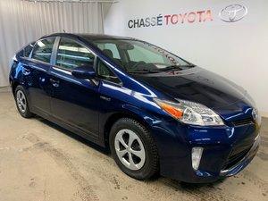 2015 Toyota Prius Gr. Panneaux Solaire + Navigation