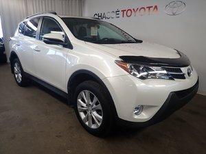 2014 Toyota RAV4 Limited Gr. Technologie + Garantie PEA