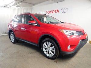 2015 Toyota RAV4 Limited + Garantie Complète 2021