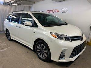 Toyota Sienna XLE AWD LIMITED - LIQUIDATION 2018