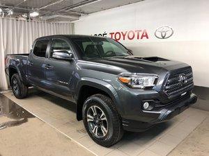 2017 Toyota Tacoma Double Cab TRD + TOIT