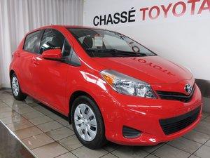 2014 Toyota Yaris Hatchback + PEA jusqu'en 2019