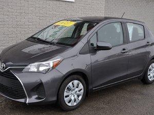 Toyota Yaris LE BAS KILO 2016