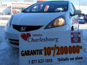 Honda Fit LX GARANTIE 10 ANS 200,000KM! 2010 À PARTIR DE 50.62$ PAR SEMAINE!**