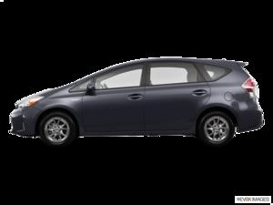Toyota Prius V  2016