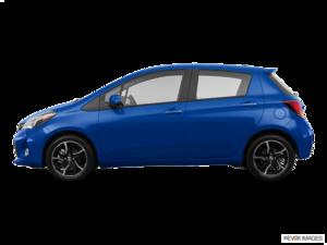 2016 Toyota Yaris Hatchback