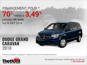Dodge Grand Caravan 2018