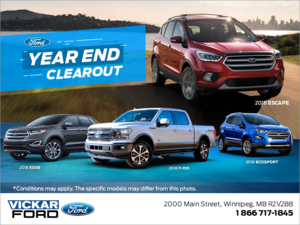 Ford Monthly Event!