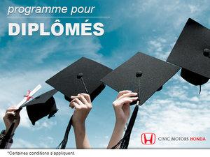 Programme pour diplômés