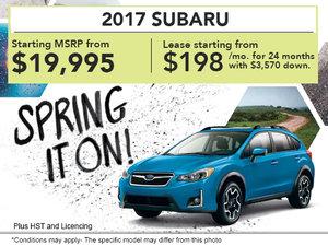 2017 Subaru