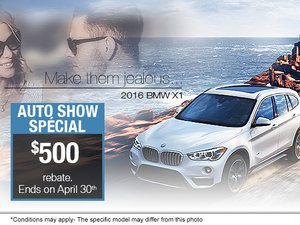 Auto Show Special at Elite BMW