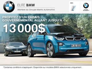 BMW de série i en rabais